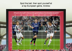 Virgin Media spot the ball